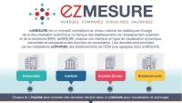 poster ezmesure logo