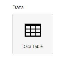 agregation visu data table