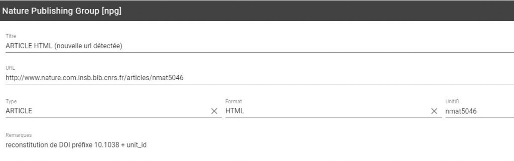 npg article HTML