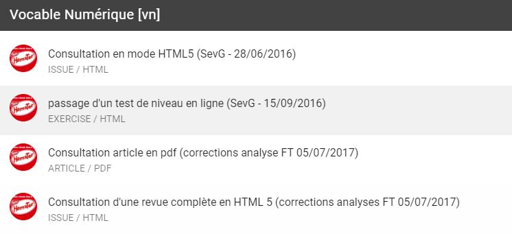 vocable numerique analyses maj mai 2018