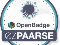 ezPAARSE_OpenBadge logo