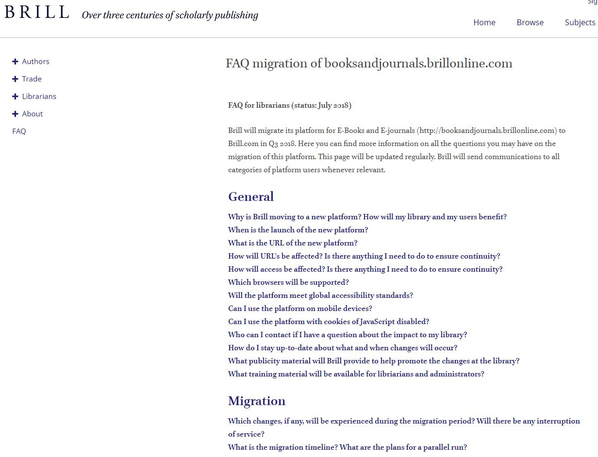 brill info migration editeur
