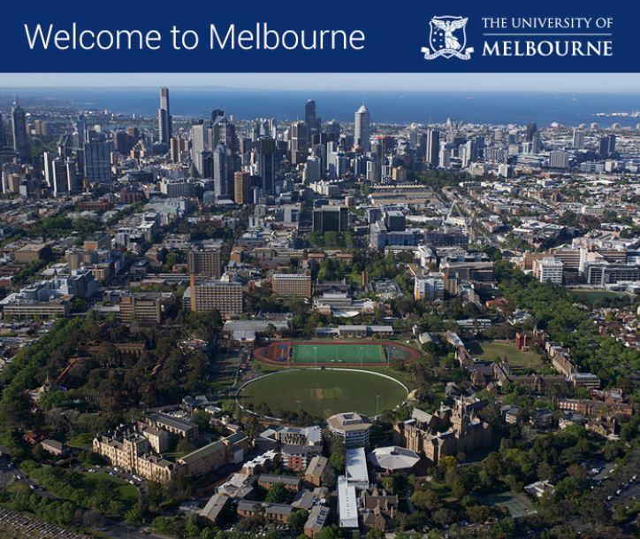 aaa university of melbourne