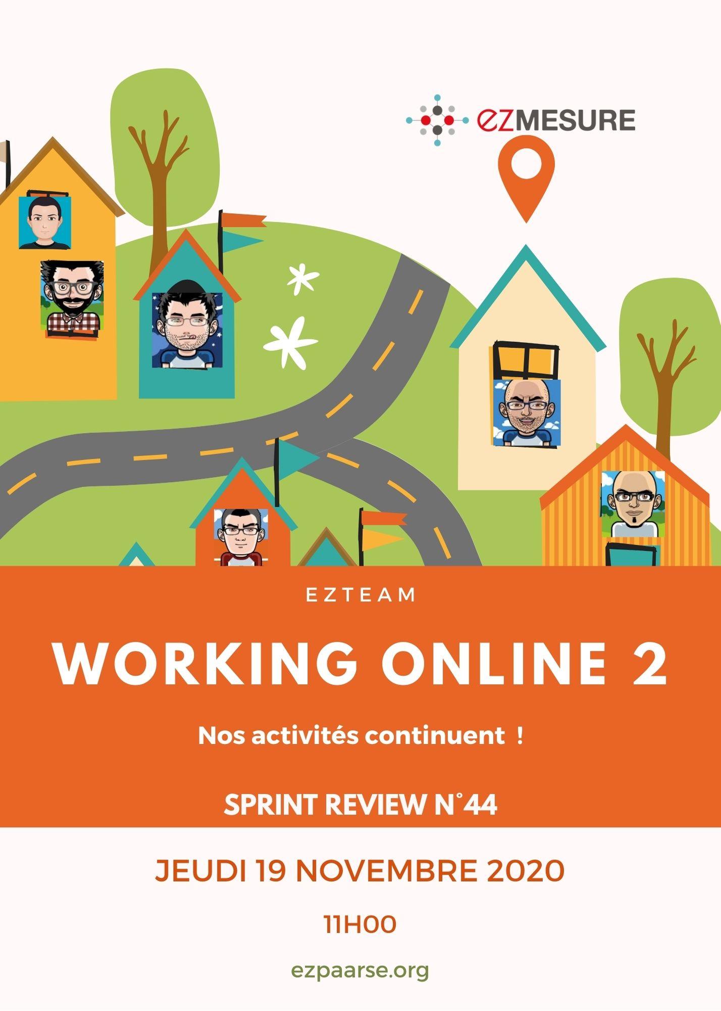 working online 2