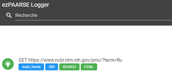 ncbi search ezlogger 2021